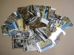 Gros Lots CPA - 165 Cartes Postales Des Années 1960 - Cartes Postales