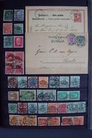 Duitsland D.Reich Mooie Stempels 38 Zgls 2 X Postkarte   Cleve Viersen Aachen Crefeld Geldern Goch Duisburg Dusseldorf - Alemania