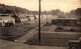Photo Originale Guerre 1939-45 Camp D'Internement, Camps De Réfugiés Ou De Prisonniers De Guerre 1945-48 CANCELLO Naples - Guerre, Militaire