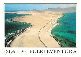 Islas Canarias - FUERTEVENTURA - JANDIA - BRITO & MANZANO No. 017 F - Fuerteventura