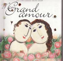 Livre PETIT FORMAT Grand Amour  état TTB - Poésie