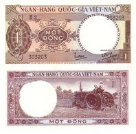 Vietnam Del Sur - South Viet Nam 1 Dong 1964 Pick 15.a UNC - Vietnam