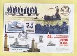 45eme Et Derniere Mission Du Porte Helicoptere Jeanne D Arc - Brest - 2010 - Tirage 50 Exemplaires - 1961-....