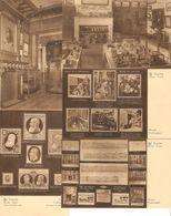 Brussel / Bruxelles : Postmuseum / Musée Postal --- 10 Kaarten - Museums