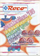 Catalogue ROCO Nouveautés 1985 - Other