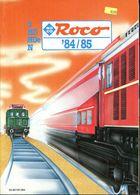 Catalogue ROCO 1984/1985 - HO Scale