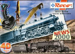 Catalogue ROCO 2000 (nouveautés) - Scala HO