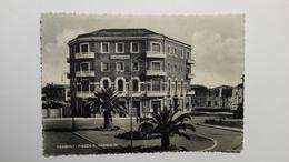 1953 - Termoli (Campobasso) - Piazza Garibaldi - Campobasso
