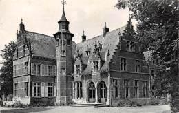 """SCHOTEN - Kasteel Villers - """"Mariaburcht"""" - Opleidingscentrum Tot Gezinsleven - Voorgevel - Schoten"""