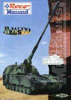 Catalogue ROCO 1999 Minitanks (nouveautés) - HO Scale