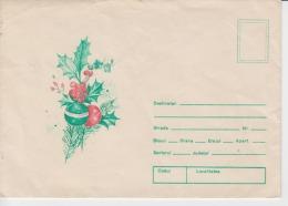 Romania - Christmas,Weihnachten,Noel - Cover, Unused - Holidays & Tourism