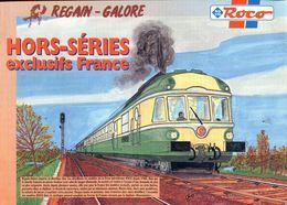 Catalogue ROCO Hors Séries 1998 (exclusifs France - Regain Galore) - HO Scale