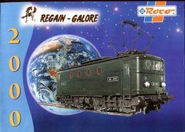 Catalogue ROCO Hors Séries 2000 (exclusifs France - Regain Galore) - Scala HO