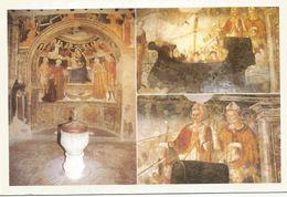 V1508 Santa Marinella (Roma) - Santa Severa - Il Battistero / Viaggiata 2002 - Italia