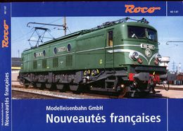 Catalogue ROCO T2M - HO Scale