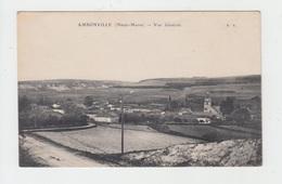 52 - AMBONVILLE / VUE GENERALE - France