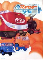 Catalogue ROCO 1983/1984 - HO Scale