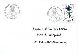 4907 - BLEUETS DE FRANCE - 1er Jour Au 6-11-14 EPERNAY (51° - FDC