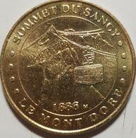 Sommet Du Sancy  2006 - Monnaie De Paris