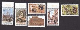 Tanzania, Scott #1772-1777, Mint Hinged, Tourism, Issued 1998 - Tanzanie (1964-...)