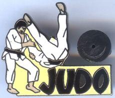 BIG Pin's SPORT JUDO ART MARTIAUX © MAFCO - Judo