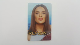 MEXICO - PREPAID CARD - AVANTEL - REVLON - RARE - Mexico