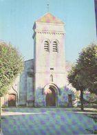 CPM 33 Gironde - ST GERMAIN Du PUCH - Son église - Frankrijk