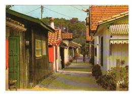 Dept 33,Gironde,Cpm Le Canon,Une Rue Pittoresque,la Rue Sainte-Catherine - Other Municipalities