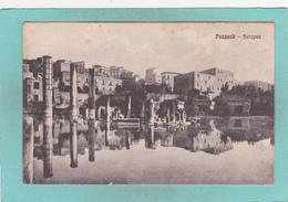 Small Antique Postcard Of Pozzuoli, Campania, Italy,Y46. - Pozzuoli