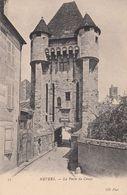Cp , 58 , NEVERS , La Porte Du Croux - Nevers