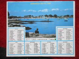 Almanach Des P.T.T. / De 1985 - Big : 1981-90