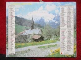 Almanach Des P.T.T. / De 1986 - Big : 1981-90