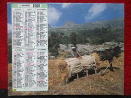 Almanach Des P.T.T. / De 1989 - Big : 1981-90
