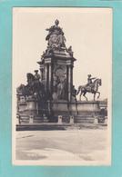 Small Antique Postcard Of Maria Theresia Denkmal In Wien,Vienna, Austria.,Y47. - Vienna Center