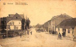 Gheluwe - Begin Der Yperstraat (top Animatie, Uitg. Vuylsteke) - Wervik