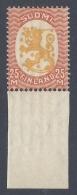 FINLAND 1925 25m Nº 121 - Finlandia