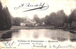 Château De Groenendael - Restaurant (1902) - Hoeilaart