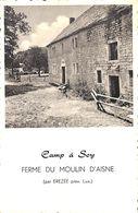 Camp à Soy - Ferme Du Moulin D'Aisne (par Erezée) - Erezée