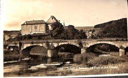 Dohan S/ Semois - Le Pont Et Le Château (Real Photo) - Bouillon