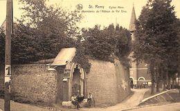 St Remy - Eglise Mère (animée, Photo Nélissen) - Blegny
