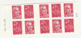 France Carnet N° 1514 Les 60 Ans De La Marianne De Gandon - Booklets