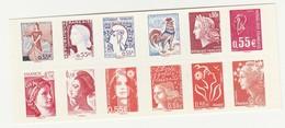 France Carnet N° 1518 Les Visages De La V éme Republique - Markenheftchen