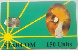 150 Units Starcom  Chip - Uganda