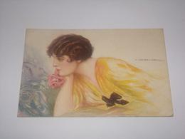 Illustration De T.Corbella.Femme. - Corbella, T.