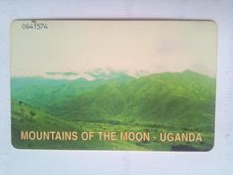 10 Units Mountains Of The Moon - Uganda