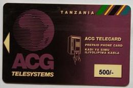 500 Shillings - Tanzania