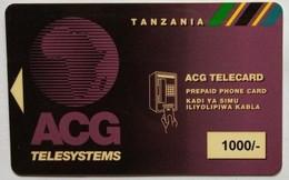 1000 Shillings - Tanzania