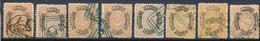 Stamp Turkey Used Lot28 - 1858-1921 Empire Ottoman