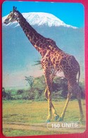 150 Units Giraffe - Tanzania