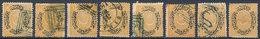 Stamp Turkey Used Lot35 - 1858-1921 Ottoman Empire